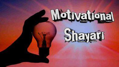 Photo of Motivational Shayari
