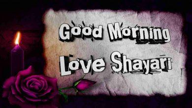 Photo of Good Morning Love Shayari