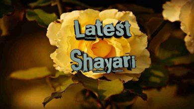 Latest Shayari
