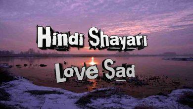 Photo of Hindi Shayari Love Sad