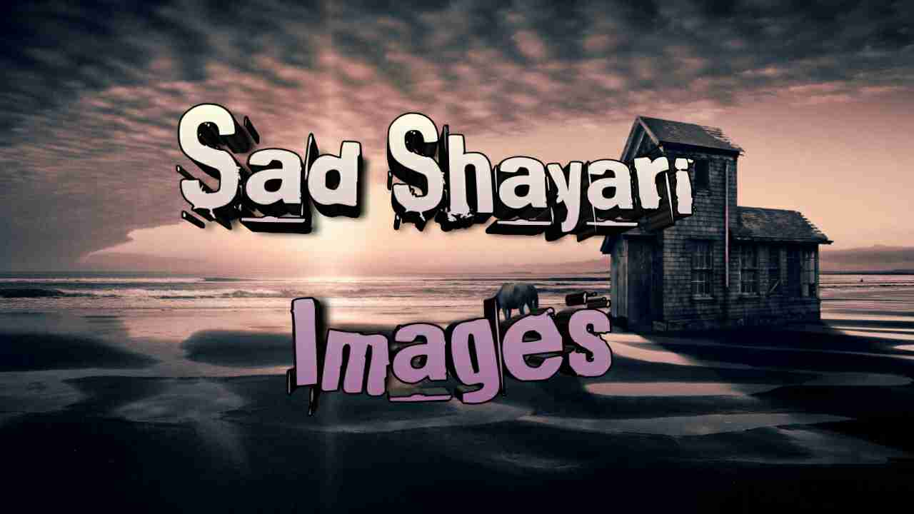 Photo of Sad Shayari With Images